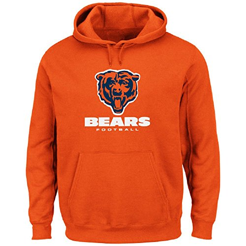 NFL Chicago Bears Hoody Critical Victory VIII Hooded Sweater Kaputzenpullover Pullover (M)