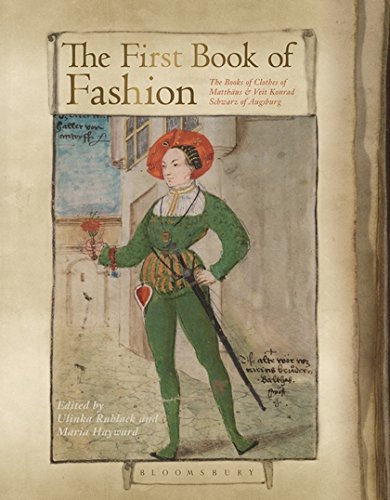 shion: The Book of Clothes of Matthaeus and Veit Konrad Schwarz of Augsburg ()