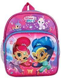 Nickelodeon Shimmer and Shine Toddler Mini 10 Backpack by Nickelodeon