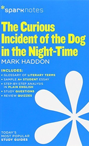 Curious Incident of the Dog in the Night-Time (SparkNotes Literature Guide) by SparkNotes Editors (2014-03-07)
