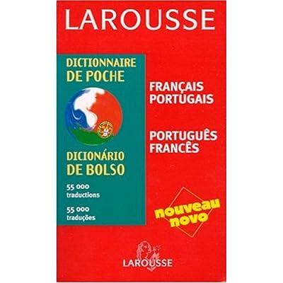 Dictionnaire de poche : Portugais/français, français/portugais