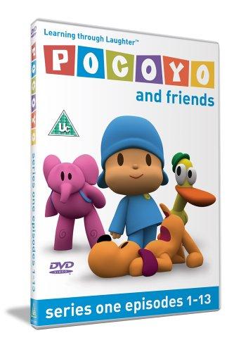 Pocoyo & Friends: Series 1 - Episodes 1-13 [DVD]