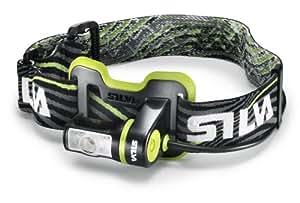 Silva Trail Runner Plus Running Headtorch - Green/Black