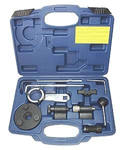 ASTA Kit d'outils de réglage de moteur pour VAG 1.6et 2.0TDI diesel - Outil de réglage de moteurs classiques - Outil de blocage - Changement de la courroie dentée - Réparation du moteur / de l'arbre à came
