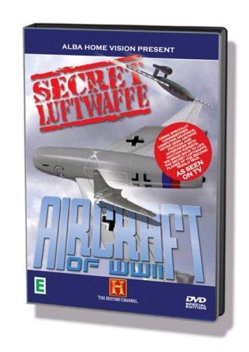 Secret Luftwaffe Aircraft of Wwii [UK Import] (Wwii Luftwaffe)
