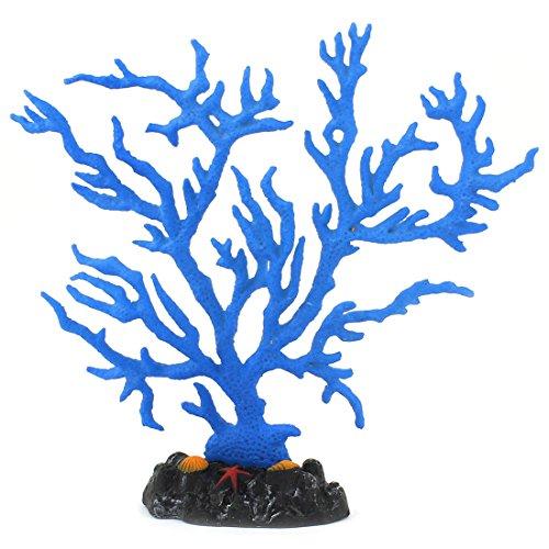 sourcingmapr-aquarium-silicone-bleu-tpr-artificielle-corail-decor-16cm-haut