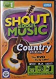 Shout About Music Country Edition by Par...