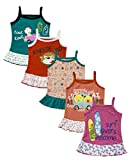 MYFAA Baby Girls' Frocks - Pack of 5 (V5...