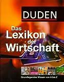 Duden Das Lexikon der Wirtschaft - Pollert Achim Bernd Kirchner und Javier Morato Polzin