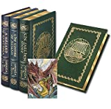 EARTHSEA TETRALOGY (4 Volume Set)(LEATHER BOUND)