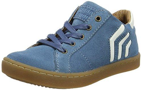 Bisgaard Unisex-Kinder Schnürschuhe Sneaker, Blau (Blue), 38 EU