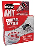 Vitax Ltd Nippon Ant Control System with 2 Traps and 25g Ant Killer