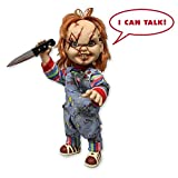 Childs Play Chucky Puppe 15 Talking Mega Scale - Puppe