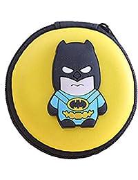 Childrens Superhero Purse, Wallet, Coin Holder