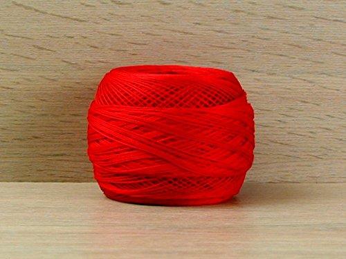 DMC Cebelia Scottish Baumwolle Crochet Gewinde Größe 20666-Pro 50g Knäuel