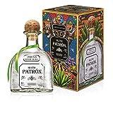 Patrón Silver Tequila in Metallbox limitierte Edition