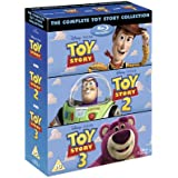 The Complete Toy Story Collection: Toy Story / Toy Story 2 / Toy Story 3