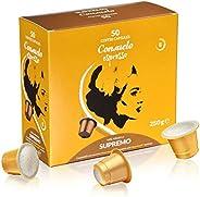 Consuelo - capsule compatibili Nespresso* Supremo, 50 capsule