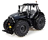 Universal Hobbies uh4917 – Traktor deutz-fahr 7250 TTV Agrotron – Black Warrior – Echelle 1/32