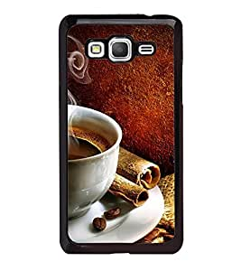 ifasho Designer Back Case Cover for Samsung Galaxy Core Prime :: Samsung Galaxy Core Prime G360 :: Samsung Galaxy Core Prime Value Edition G361 :: Samsung Galaxy Win 2 Duos Tv G360Bt :: Samsung Galaxy Core Prime Duos (Cafe Coffee Day Coffee Expresso Coffee Filter Paper)