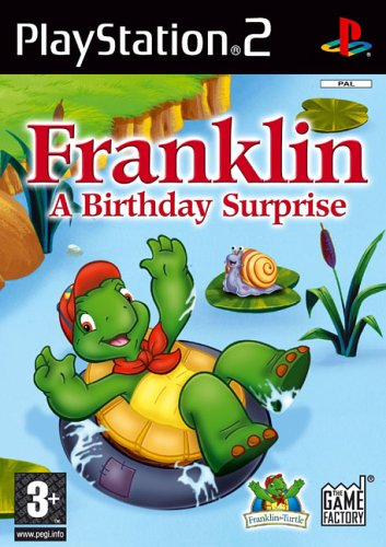 franklin-a-birthday-surprise-ps2
