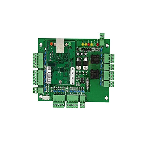 Phenovo Wiegand Two Door Access Control Board for TCP/IP Door Access Control system  available at amazon for Rs.3380
