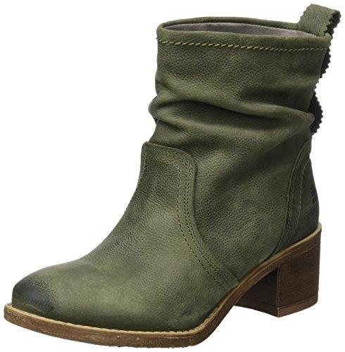 BULLBOXER Damen 754e6l504 Stiefel Grün (Green)