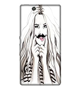 Sony Z Attractive Multicolor HD print back cover21