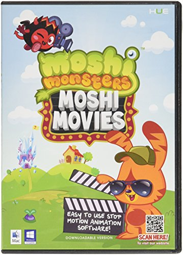 Moshi Monsters: Moshi Filme (Software nur) Create Your Own Stop Motion Animation Film Preisvergleich