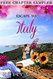 Escape to Italy - Free Sampler: An escapist summer read