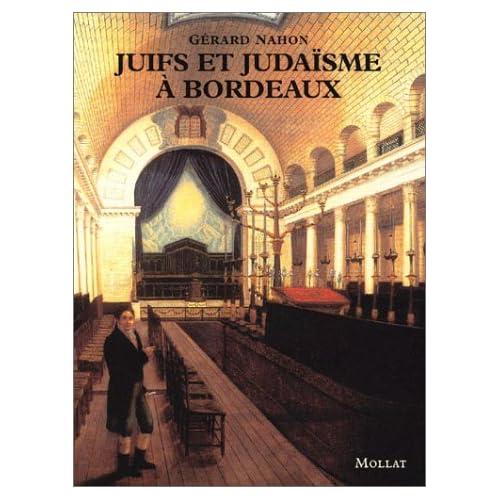 Juifs et judaïsme à Bordeaux