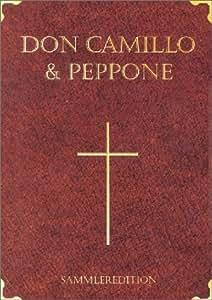 Don Camillo & Peppone - Sammleredition  [5 DVDs] [Collector's Edition]