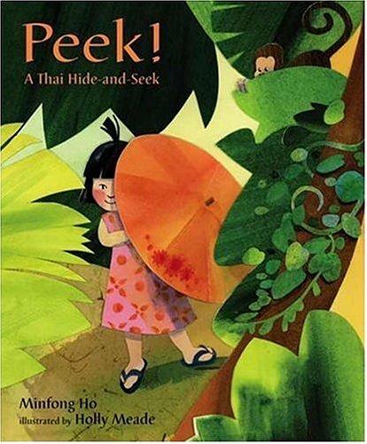Peek!: A Thai Hide-and-Seek