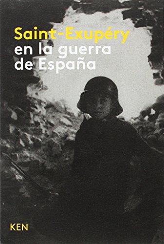 Saint-Exupery en la guerra de España