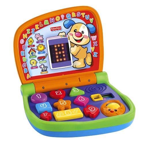 Mattel Fisher-Price V2773 - Lernspaß Laptop