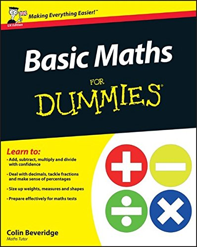 Basic Maths For Dummies
