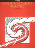 Christmas Carols for Two Easy Duets Flute by Hal Leonard Corp. (1991-06-01)