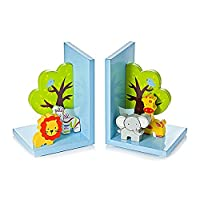 Mousehouse Gifts 3D Safari Themed Wooden Children