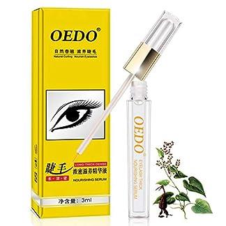 Beito Serum de crecimiento de pestañas 1PC Acelerador de pestañas para mejorar el crecimiento de las cejas, para pestañas y cejas más largas y gruesas (3ML)
