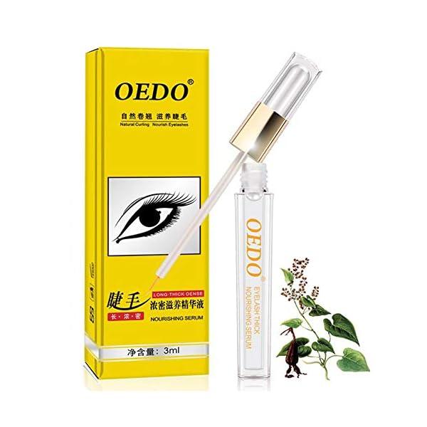 Beito Serum de crecimiento de pestañas 1PC Acelerador de pestañas para mejorar el crecimiento de las cejas, para…