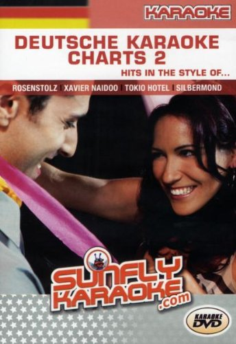 Deutsche Karaoke Charts 2 [DVD-AUDIO] [DVD-AUDIO]
