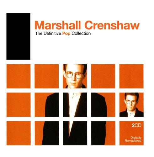 Marshall Crenshaw-cd (Definitive Pop)