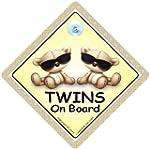 Twins On Board, Twins On Board Car Si...