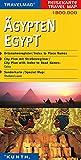 Reisekarte : Ägypten -