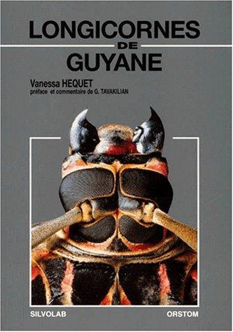 Longicornes de Guyane par Vanessa Hequet