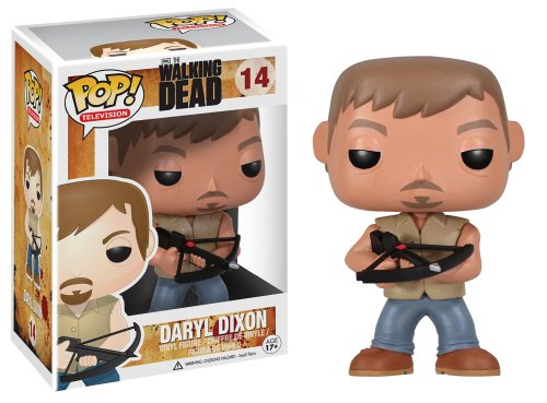 Funko pop - Walking Dead - Daryl Dixon