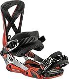 Nitro Snowboards Herren Phantom '18 Snowboard Bindung, Red Rider, L