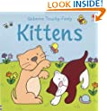 The Usborne Big Touchy Feely Book of Kittens (Touchy-Feely Board Books)
