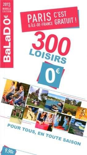 Balado c'est gratuit Paris et Ile de France