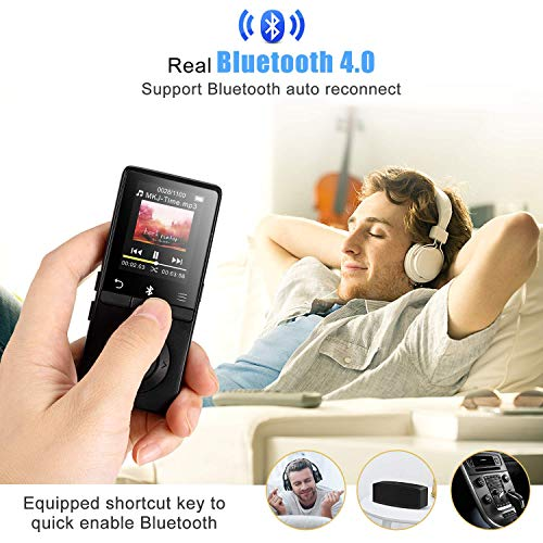 Zoom IMG-1 agptek hifi bluetooth 4 0